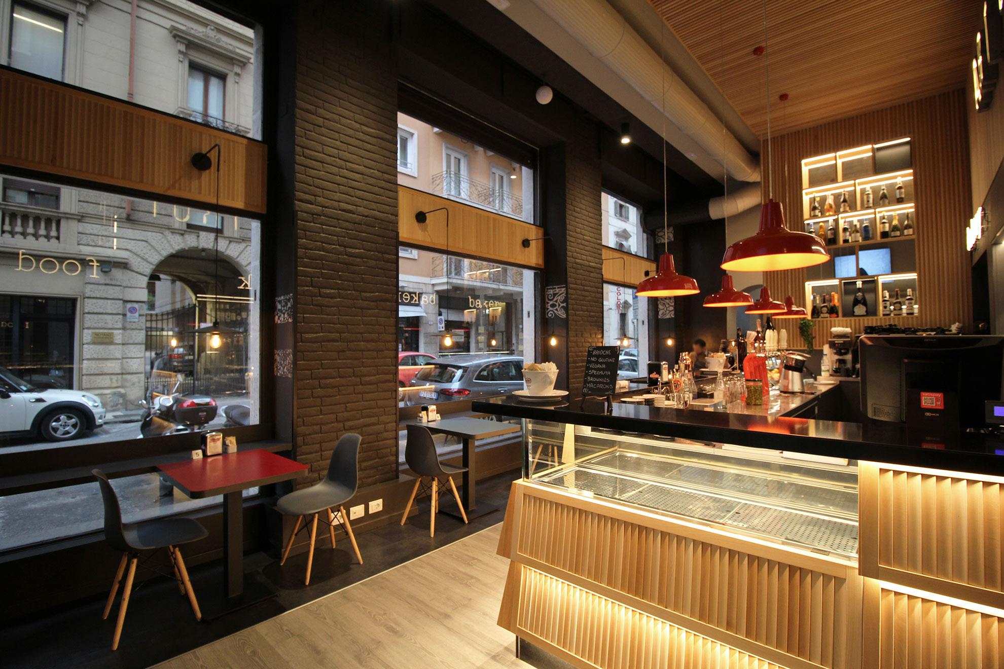 Bar centro commerciale verona arredamenti grafite for Verona arredamenti