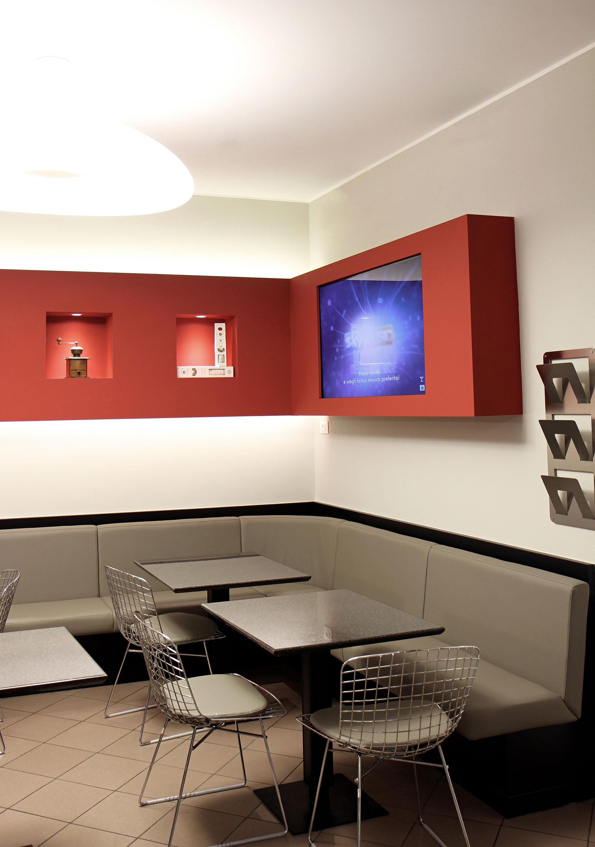 Bar fontanari trento arredamenti grafite for Trento arredamenti