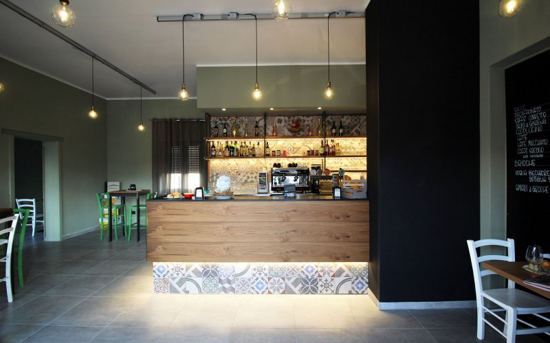 Bar grease verona arredamenti grafite for Cf arredamenti monterosi